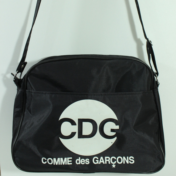bc998b9ad071 Comme des Garcons Handbags - Comme Des Garcon CDG Good Design Shoulder Side  Bag